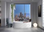 Penthouse-Bath